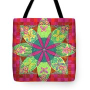 Butterfly Garden Tote Bag