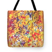 Butterfly Papercraft  Tote Bag