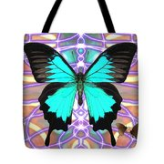 Butterfly Patterns 20 Tote Bag