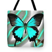 Butterfly Patterns 23 Tote Bag