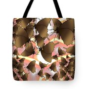 Butterfly Patterns 8 Tote Bag