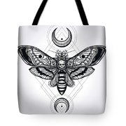 Butterfly - Vector Tote Bag