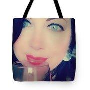 Buveur De Vin Tote Bag