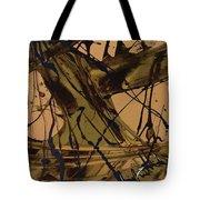 Trace Tote Bag