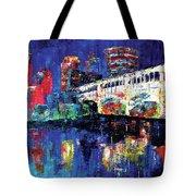 C Town Tote Bag