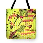 Cactus Carnival Tote Bag