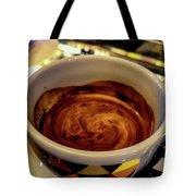 Caffe Doppio Tote Bag