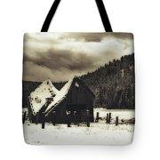 California Blizzard Tote Bag