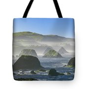 California Ocean Tote Bag