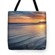 California Sunset V Tote Bag