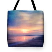 Calm Sea Tote Bag