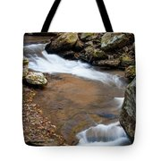 Calming Water Sounds - North Carolina Tote Bag