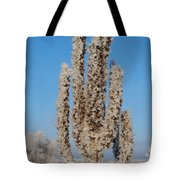 Candelabra Tote Bag by James Peterson