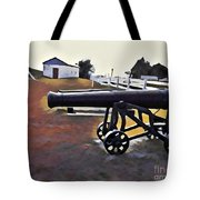 Cannon - Victoria Park Pei Tote Bag