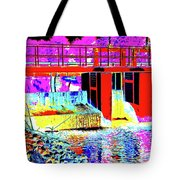 Canton Central 12 Tote Bag