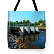 Canton Central 7 Tote Bag