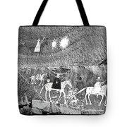 Canyon De Chelley Pictographs Tote Bag