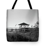 Cape San Blas Tote Bag