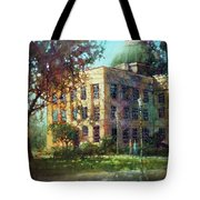 Capital Afternoon Tote Bag
