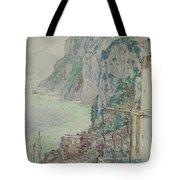 Capri, 1897  Tote Bag