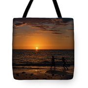 Carefree Days Of Summer Tote Bag