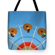 Carnival Fan Tote Bag