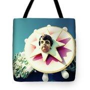 Carousel Boy Tote Bag