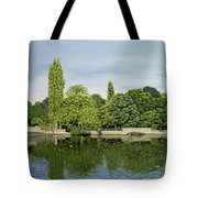 Carshalton Ponds Tote Bag