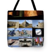 Castillo De San Marcos National Monument Tote Bag