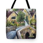 Castle Combe Tote Bag
