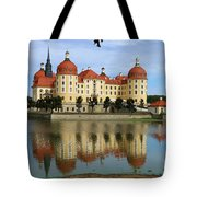 Castle Moritzburg  Tote Bag