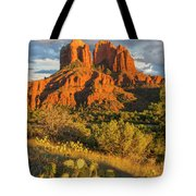 Cathedral Rock, Coconino National Tote Bag