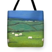 Celtic Sheep Tote Bag