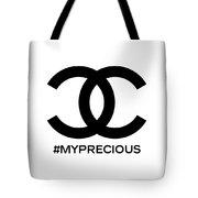 Chanel My Precious-1 Tote Bag