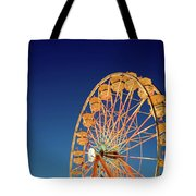 Chariots Of Gold Tote Bag