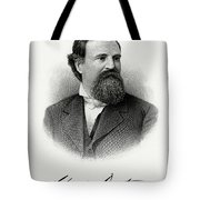 Charles Foster Tote Bag