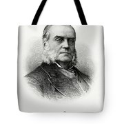 Charles J. Folger Tote Bag