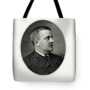 Charles S. Fairchild Tote Bag