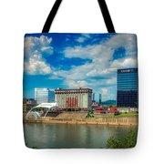 Charleston, West Virginia Tote Bag