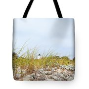 Chatham Lighthouse Tote Bag