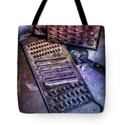 Cheese Grater 30 Tote Bag