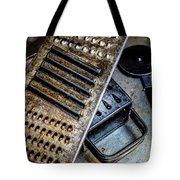 Cheese Grater 33 Tote Bag