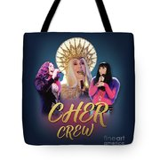 Cher Crew X3 Tote Bag