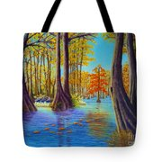 Chicot Tote Bag