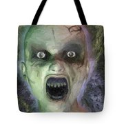 Child Ghost Tote Bag