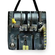 China Southern Md-82 Throttle Tote Bag