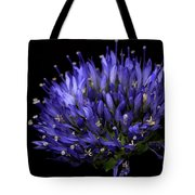 Chives Flower Tote Bag