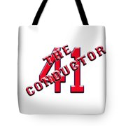 Chris The Conductor Sale Tote Bag
