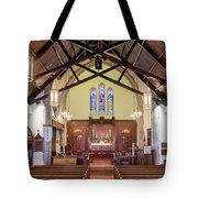 Christ Episcopal Interior Tote Bag