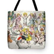 Christmas Fairy Tale Tote Bag
